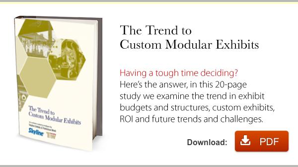 Booth Design: Custom Modular