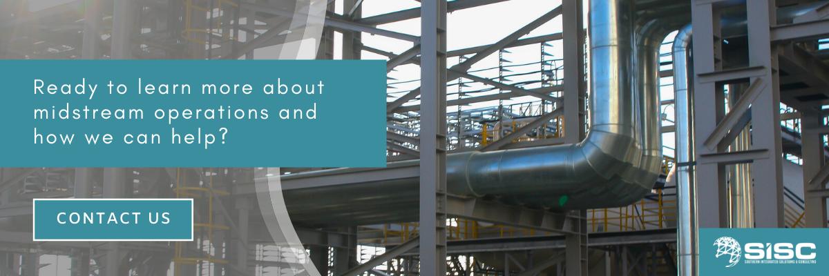 Midstream - SCADA  - Oil and Gas - SISC