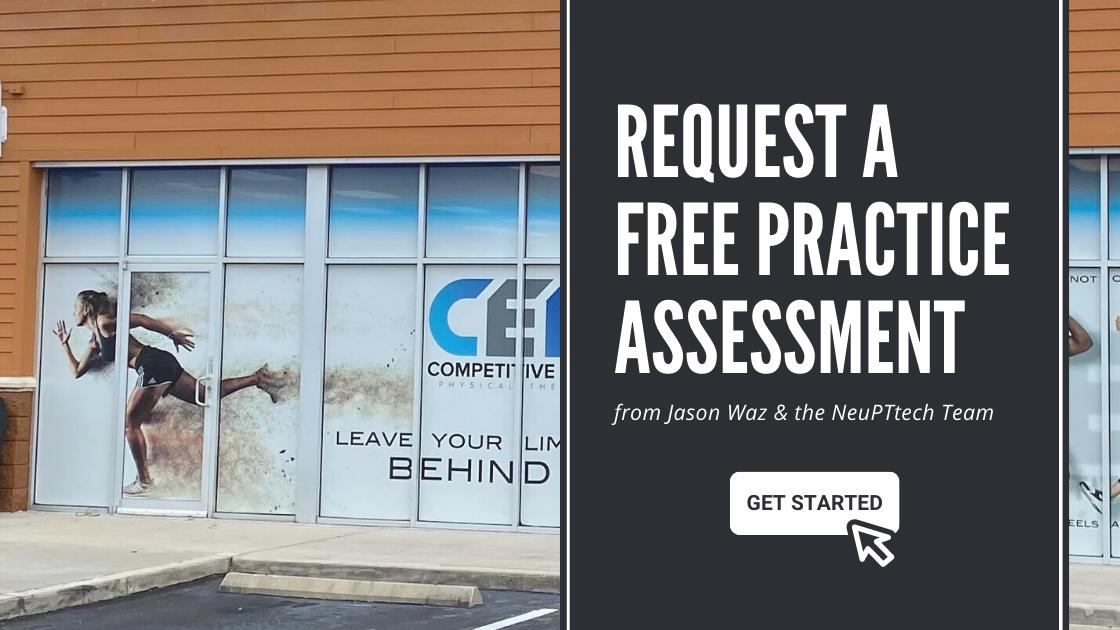 Free Practice Assessment from NeuPTtech