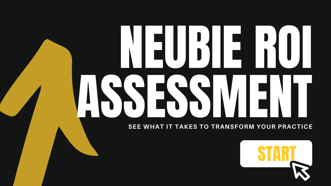 NEUBIE ROI Assessment from NeuPTtech