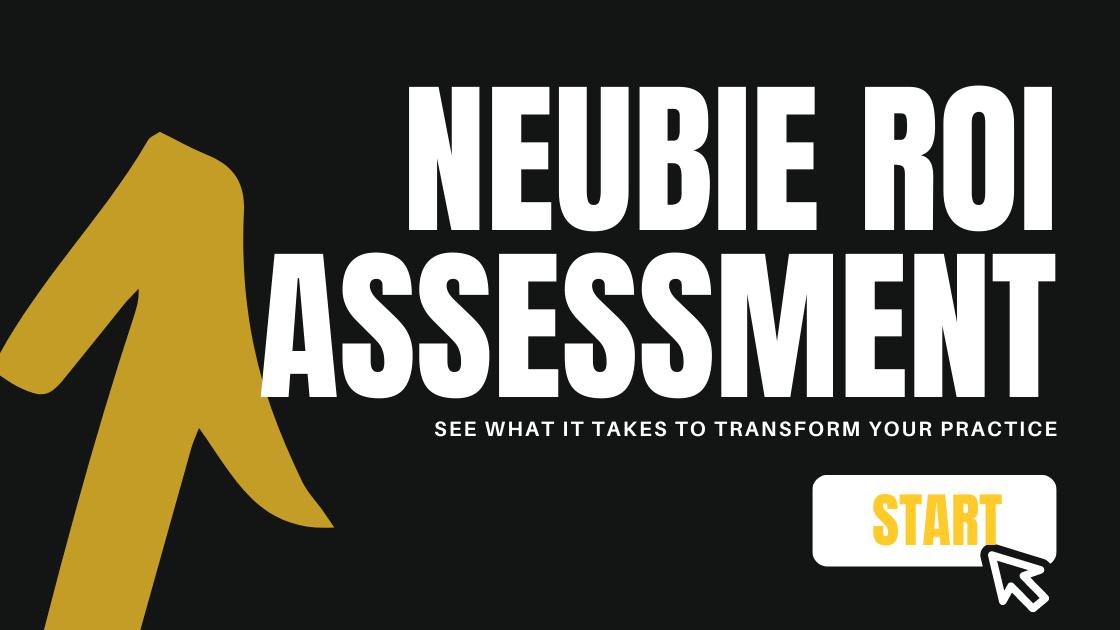 NEUBIE ROI Assessment from NeuPTtech