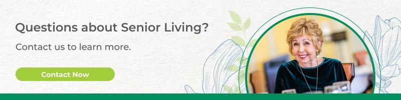 Cedarhurst senior living residents