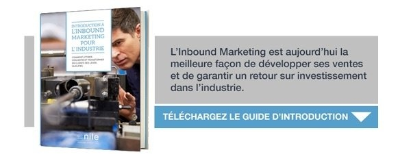 Téléchargez le guide d'introduction à l'inbound marketing