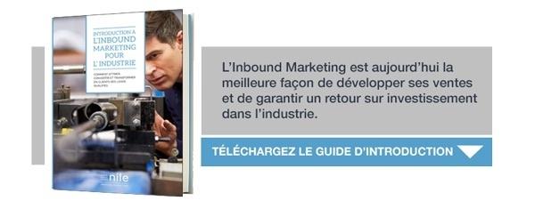 guide d'introduction à l'inbound marketing