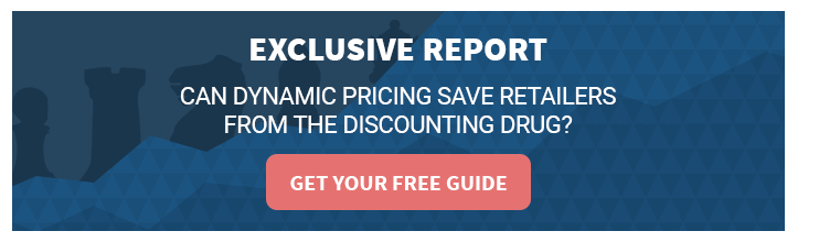 Dynamic pricing banner
