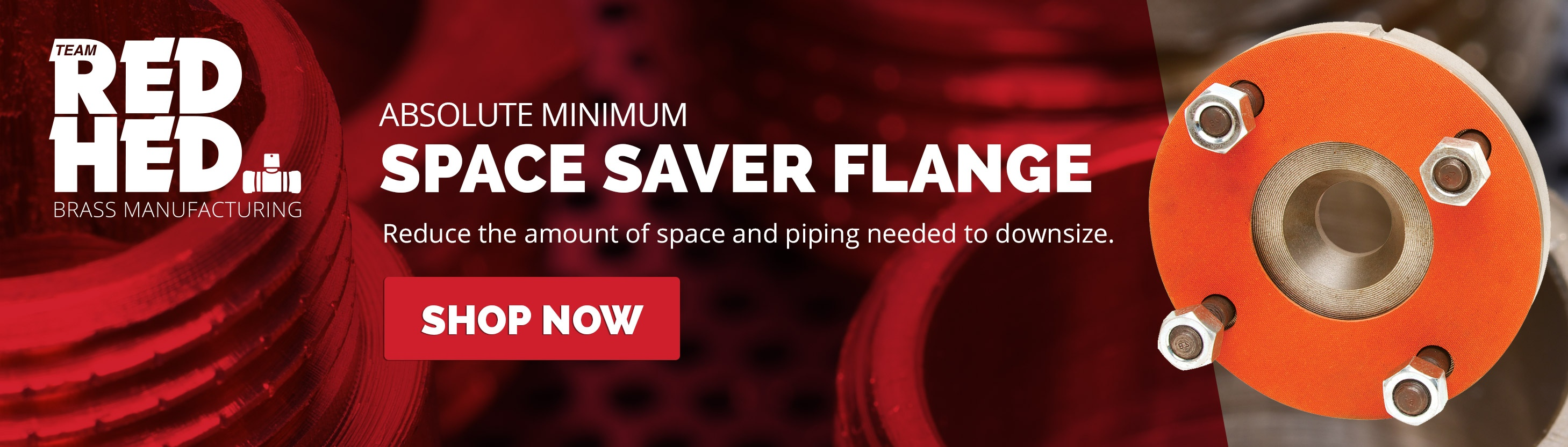 Space Saver Flanges CTA