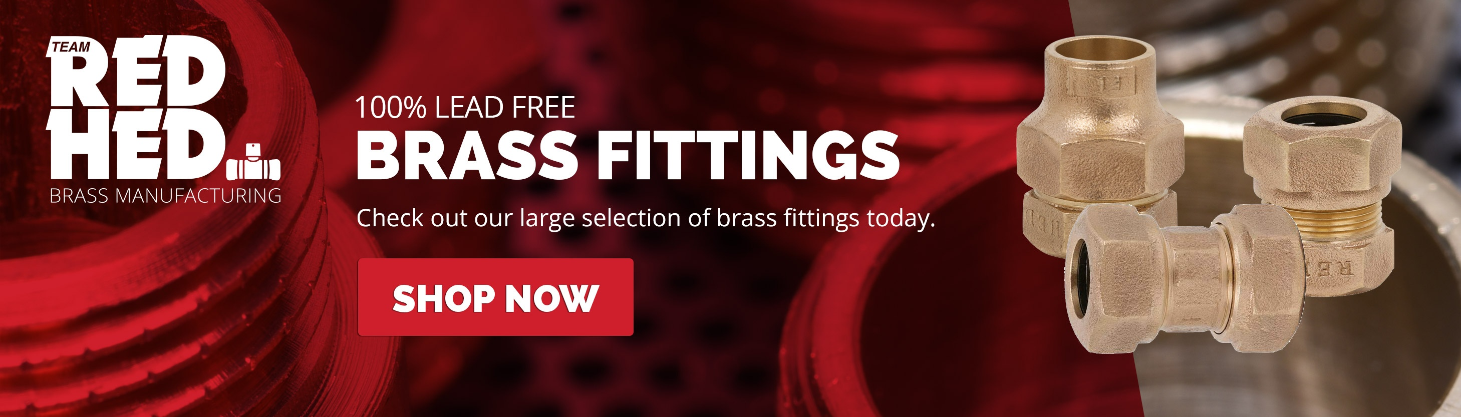 Brass Fittings CTA