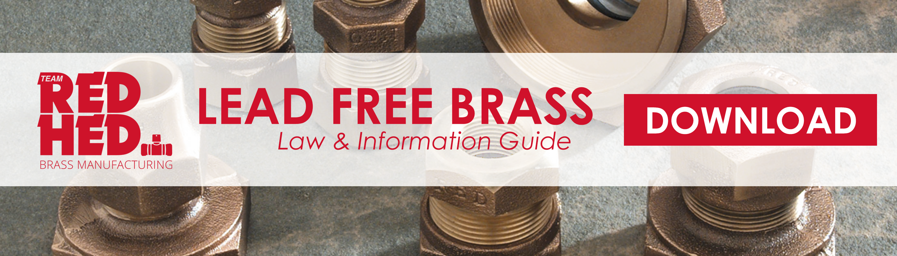 Lead Free Brass: Law and Information Guide