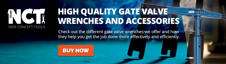 Gate Valve Wrenches and Accessories CTA