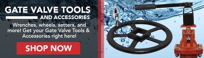 Shop Waterworks Gate Valve Tools and Accessories