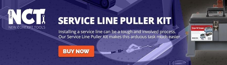 Service Line Puller Kit CTA