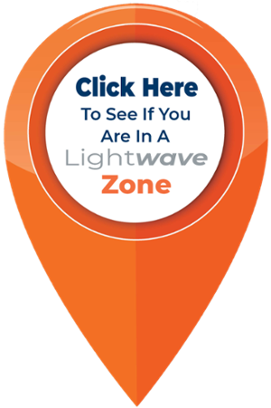 """Click her to see if you are in a Lightwave Zone"""