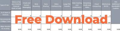 Business Internet Speed Calculator Download
