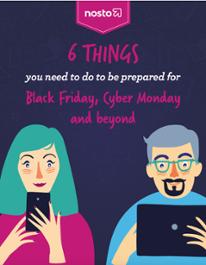 Black Friday Cyber Monday Ecommerce