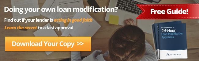 Loan Modification Guide