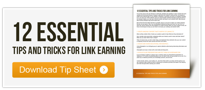 12 Essential Tips and Tricks for Link Earning Free Download