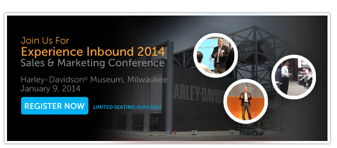 Experience Inbound - Sales and Marketing Conference in Milwaukee by Stream Creative