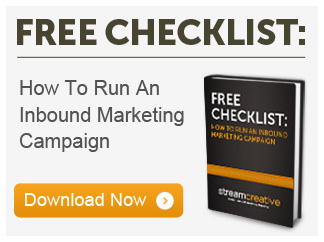 Inbound Marketing Campaign Checklist Free Download