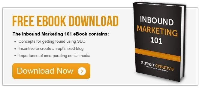 Inbound Marketing Free Ebook