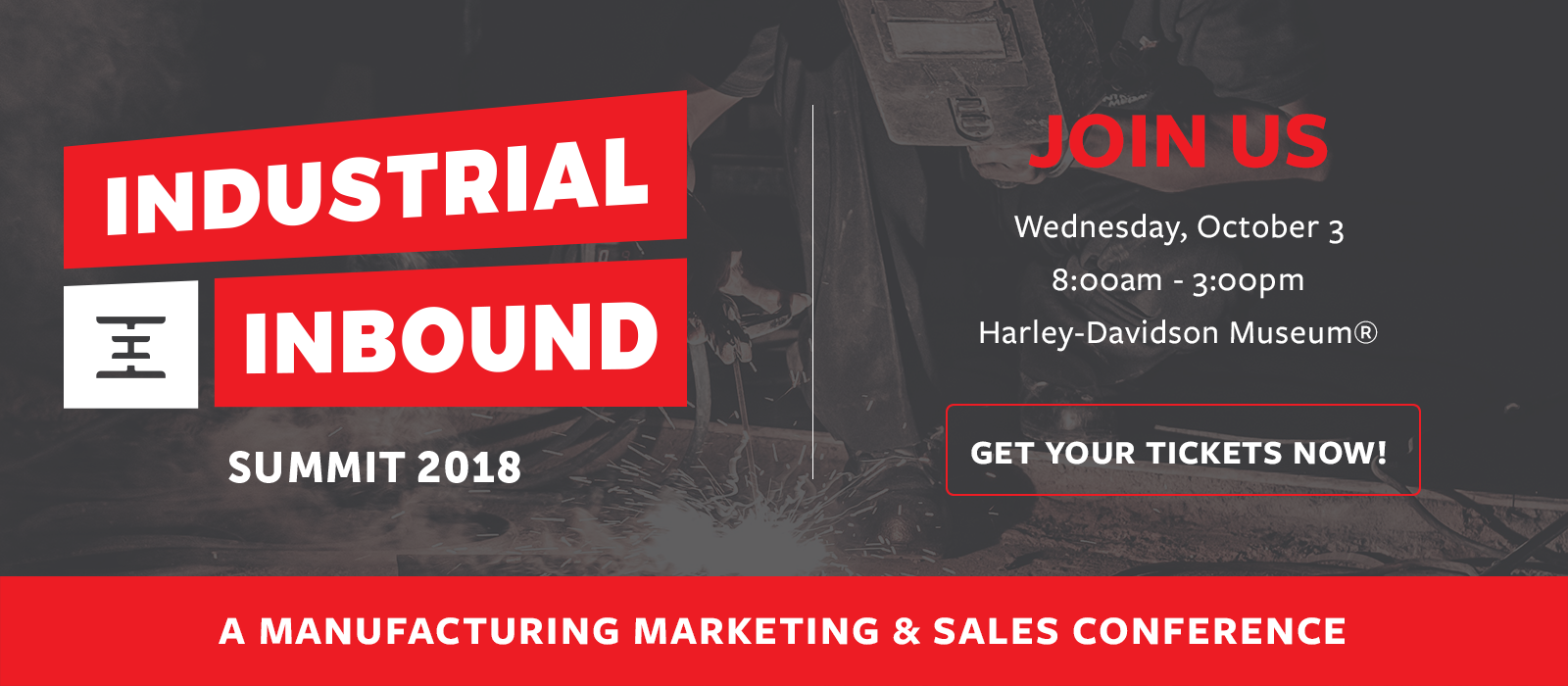 Industrial Inbound Summit 2018