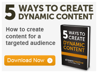 5 Ways to Create Dynamic Content