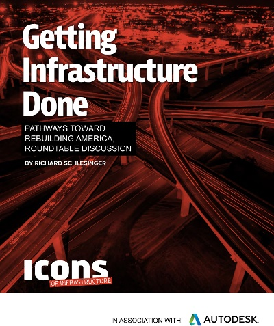Getting Infrastructure Done eBook