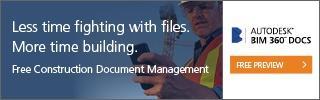 BIM 360 Docs Construction Document Management