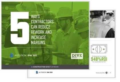5 Ways Contractors Can Reduce Rework Increase Margins eBook