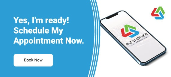 Text: Yes, I'm ready! Schedule my appointment now.