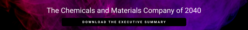 The Chemical and Materials Company of 2040
