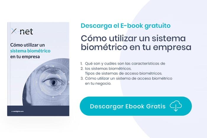 Cómo utilizar un sistema biométrico en tu empresa