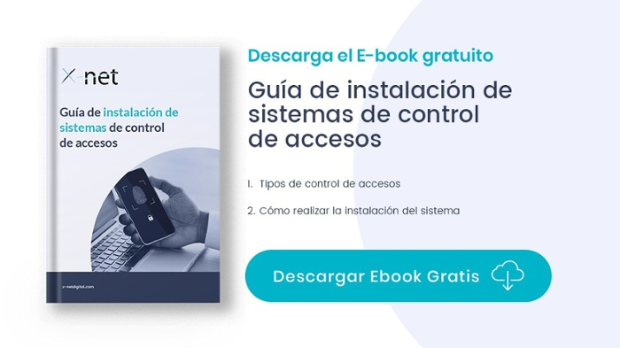 Guía de instalación de sistemas de control de accesos