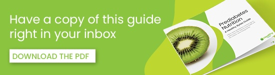 Prediabetes guide PDF