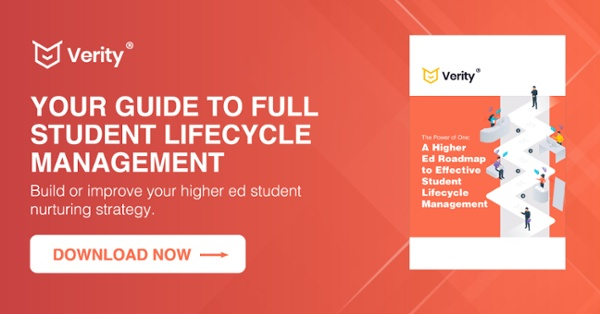 Lifecycle management in Higher Ed