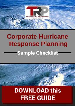 TRP Corp Hurricane Checklist