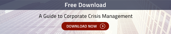 Guide to Corporate Crisis Management