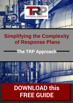 Simplifying the Complexity of Response Plans:  The TRP Approach