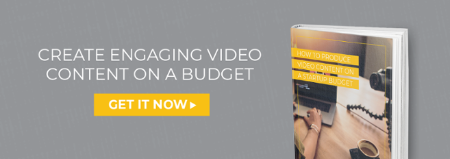 Create engaging video content on a budget