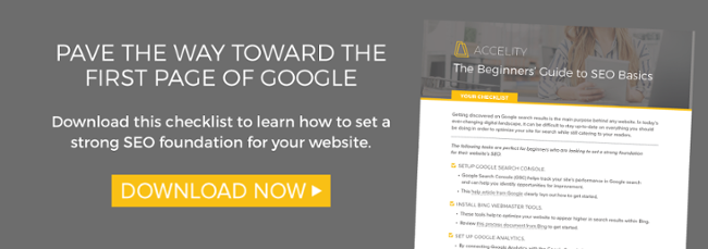 Pave the way toward the first page of Google!