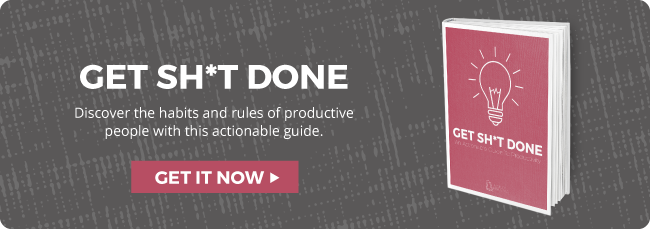 Increase Sales Productivity - download the ebook