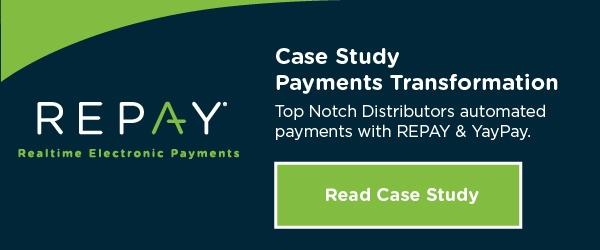 Top Notch Distributors Automates Payments