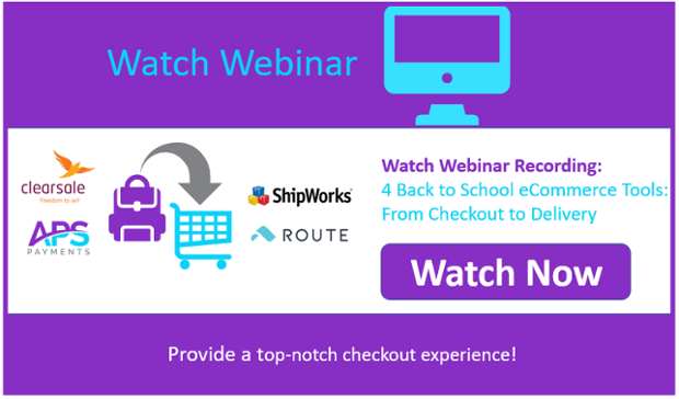 Watch Clearsale and APS Payments eCommerce  Webinar Recording