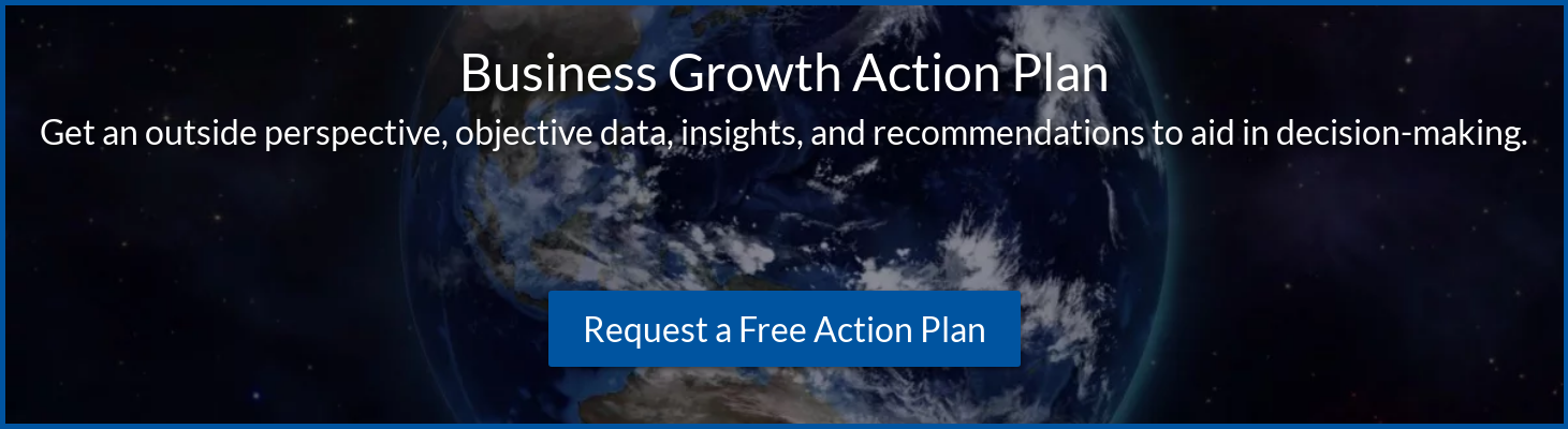 Business Growth Action Plan Analysis that boosts data-driven marketing. Request  a Free Action Plan