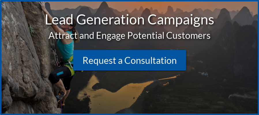 Lead Generation Campaigns Attract and Engage Potential Customers Request a  Consultation
