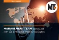 Factsheet MT Themanummer Wereldmanagers