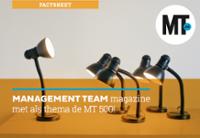 Factsheet MT Themanummer MT500