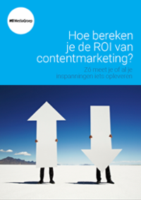 Bereken de ROI van uw content marketing