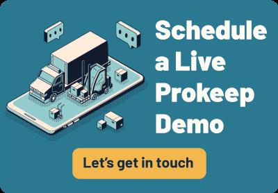 Schedule a live Prokeep demo