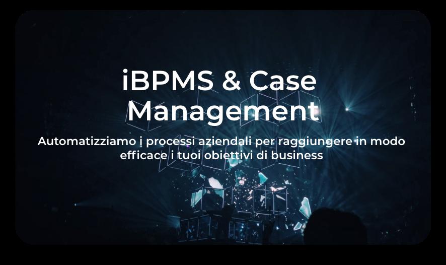iBPMs & Case Management