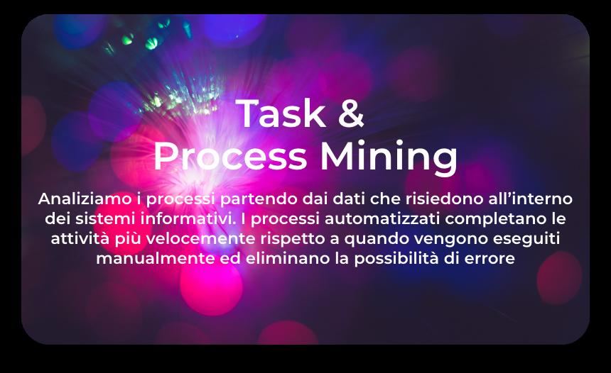 Task & process mining